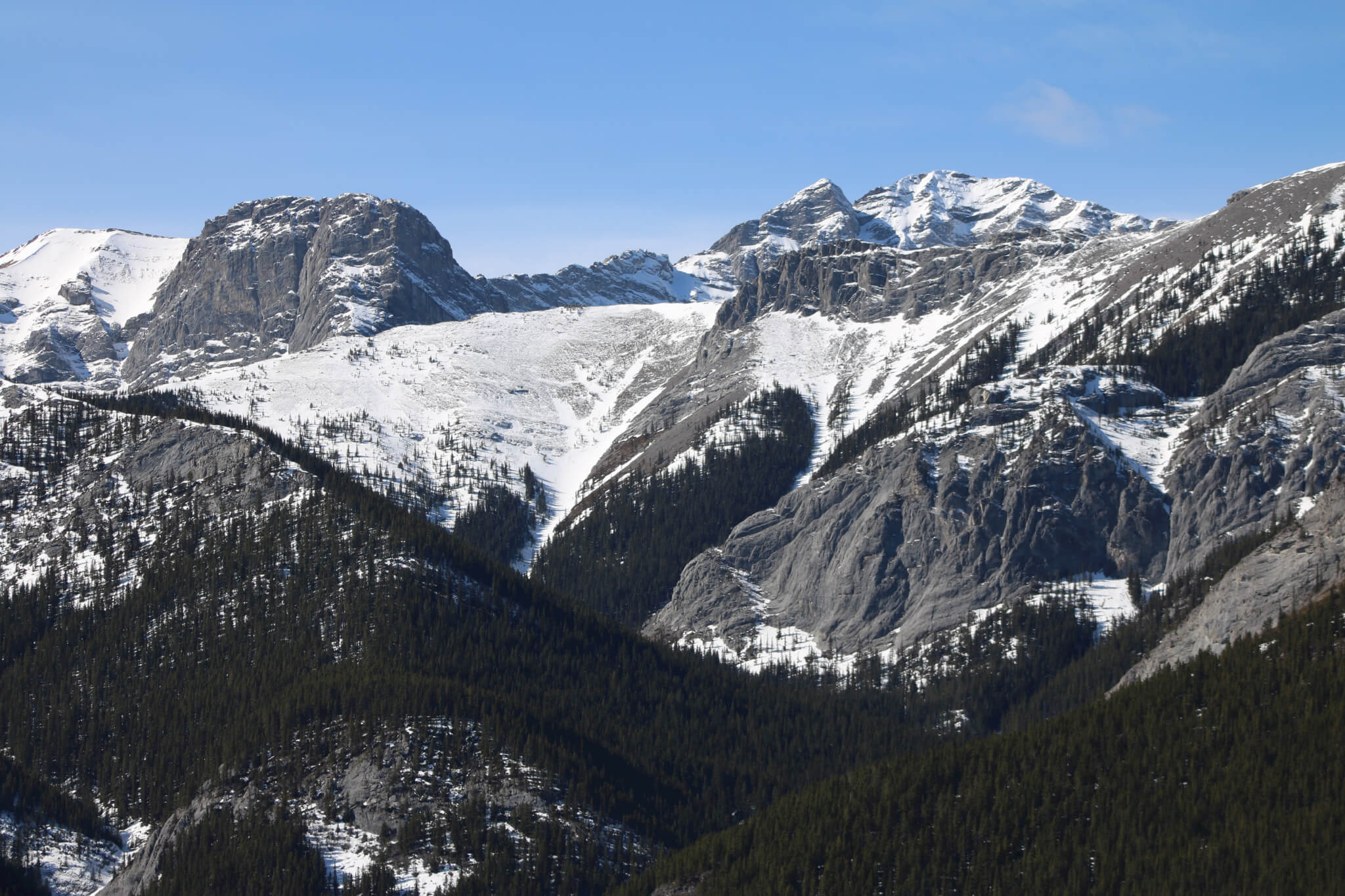 Kananaskis Country, Canada; the primary filming location. By: Dave Bloggs, CC BY 2.0