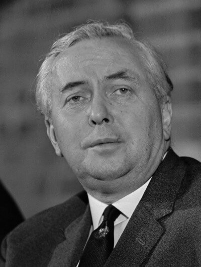 Prime Minister Harold Wilson, pictured in 1967. Photo by Eric Koch/Anefo.
